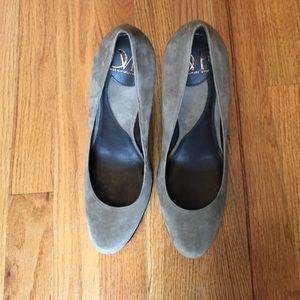 DVF Heels NIB Size 8.5W